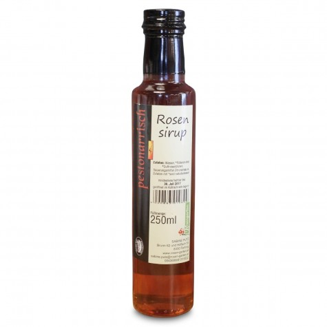 Rosensirup 250ml