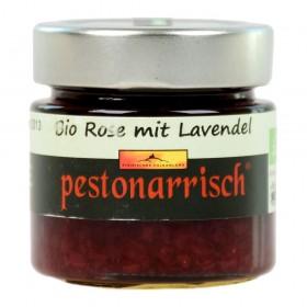Bio Rose mit Lavendel 140g Silber in Wieselburg 2013