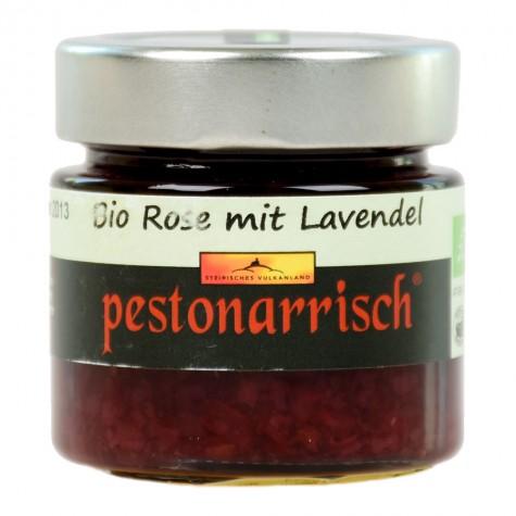 Rosenchutney mit Lavendel 170g
