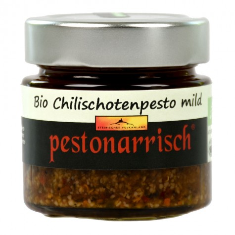 Chilischotenpesto mild 120g