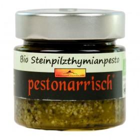 Bio Steinpilzthymianpesto 110g