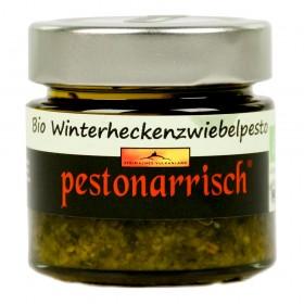 Bio Winterheckenzwiebelpesto 110g