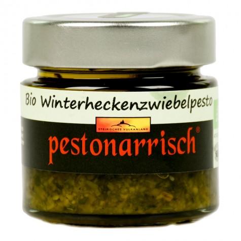 Winterheckenzwiebelpesto 120g