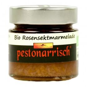 Bio Rosensektmarmelade 140g Bronze 2014 in Wieselburg