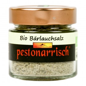 Bio Bärlauchsalz