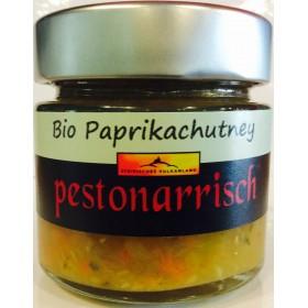 Bio Paprikachutney 125g