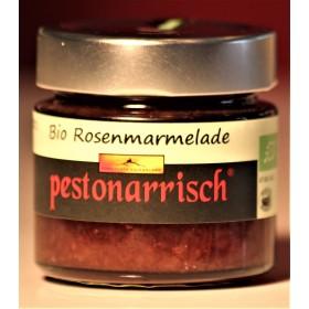 Bio Rosenmarmelade 140g Silber in Wieselburg 2013